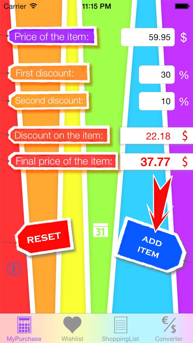 Sales calculator ! - DomSoldes