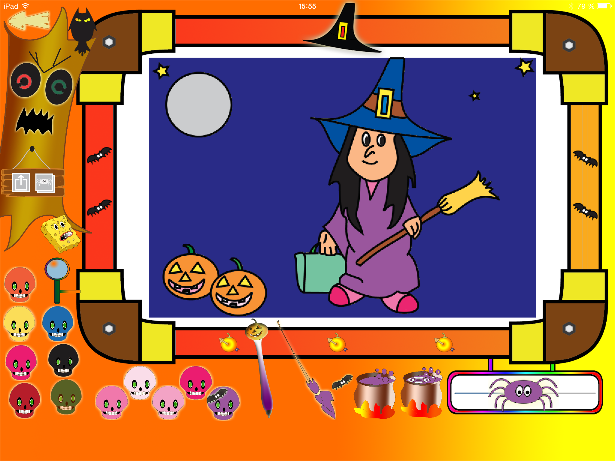 Melissa witch ! - pitchou Mystery