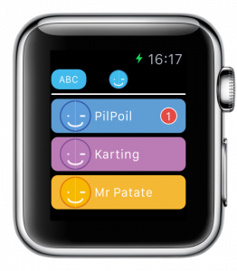 Image support Apple Watch 1 - eyeFree